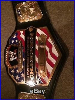 Wwe United States Championship Belts