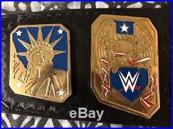Wwe United States Championship Replica Belt Wwf Wcw Ecw Tna Roh Nwa Awa Ufc