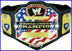 Wwe United States Championship Title Belt Wrestling Wwf Adult Size Replica Belt