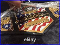 Wwe United States Championship Wrestling Belt Adult Size Commemorative New Wwf