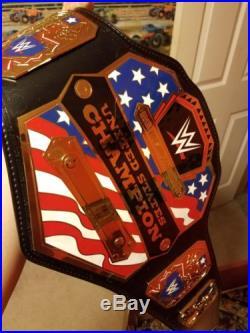 Wwe United States Championship Wrestling Belt Adult Size New Wwf