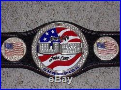 Wwe United States Us Championship Cena Spinner Metal Kids / Youth Replica Belt