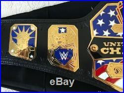 Wwe United States Us Championship Metal Adult Replica Wrestling Title Belt Mint