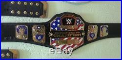 Wwe United States Us Championship Metal Adult Size Replica Wrestling Title Belt