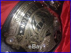 Wwe V2 Undisputed Championship Belt Real Leather
