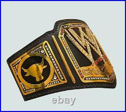 Wwe World Championship Belt Adult New Replica 2mm