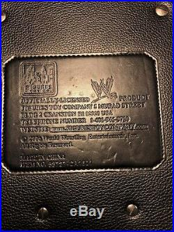 Wwe World Heavyweight Championship Adult Size Replica Belt