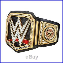 Wwe World Heavyweight Championship Adult Size Replica Belt With Case 2014