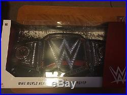 Wwe World Heavyweight Championship Replica Belt Adult Hot Item
