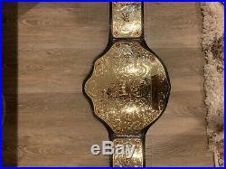 Wwe World Heavyweight Championship Replica Belt Big Gold Wcw