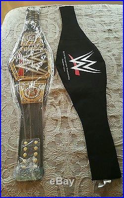 Wwe World Heavyweight Championship Title Belt. New