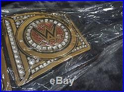 Wwe World Heavyweight Championship Wrestling Belt Adult Size Big Logo Wwf Title