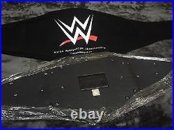 Wwe World Heavyweight Championship Wrestling Belt Wwf Title Big Logo 2014 New