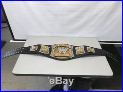 Wwe World Wrestling Official Championship Title Spinner Belt (gce030770)