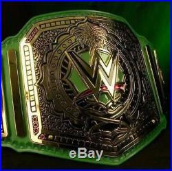 Wwe Wrestling Championship Royal Rumble Saudi Arabia Adult Size Title Belt