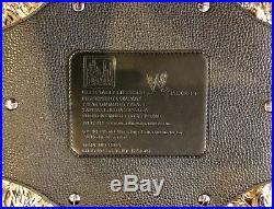 Wwe Wwf Big Eagle Championship Wrestling Belt Officially Licensed 4 MM Plates