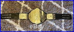 Wwe Wwf Releathered Big Gold Championship Wrestling Belt