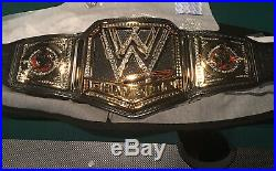 Wwe championship belt replica