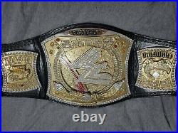 Wwe championship belt replica adult