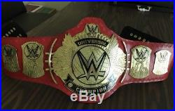 Wwe championship belt replica adult size