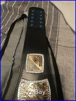 Wwe championship spinner replica title belt ADULT SIZE
