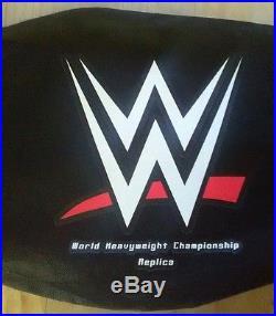 Wwe championship wrestling title belt