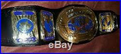 Wwe intercontinental championship belt adult wcw wwf y2j ecw tna roh