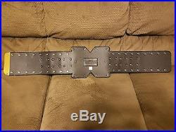 Wwe nxt adult replica belt. NXT championship