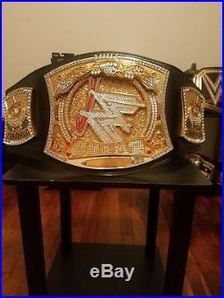Wwe spinner championship belt