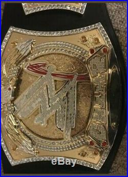 Wwe spinner championship belt Replica