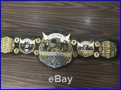 Wwe undertaker championship belt adult replica