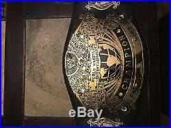 Wwe undisputed championship belt