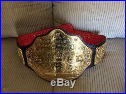 Wwe world heavyweight championship Commemorative belt