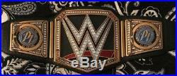 Wwe wrestling championship belt adult size