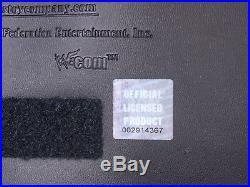 Wwe/wwf Authentic Big Eagle Attitude Era Scratch Logo Championship Replica Belt