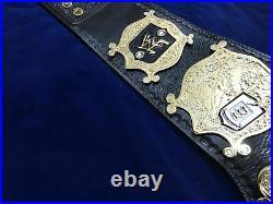 Wwf Championship Belt Undertaker World Wrestling Heavyweight Replica Belt