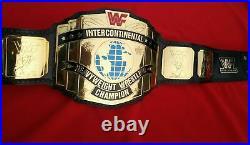 Wwf Intercontinental Heavyweight Championship Belt Wrestling Wwe Belt Replica