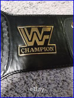 Wwf Winged Eagle Championship Replica Belt Wwe Wcw Roh Nwa Wrestling