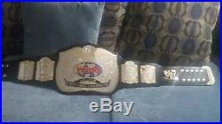 Wwf Wwe Classic Tag Team Dual Plated Championship Belt