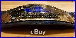 Wwf Wwe Intercontinental Championship Releathered Wrestling Belt