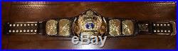 Wwf Wwe Releathered Winged Eagle Championship Wrestling Belt Wrestlemania IV