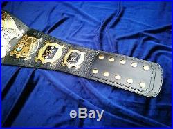 Wwf Wwe Undisputed V1 Deluxe Replica Championship Belt